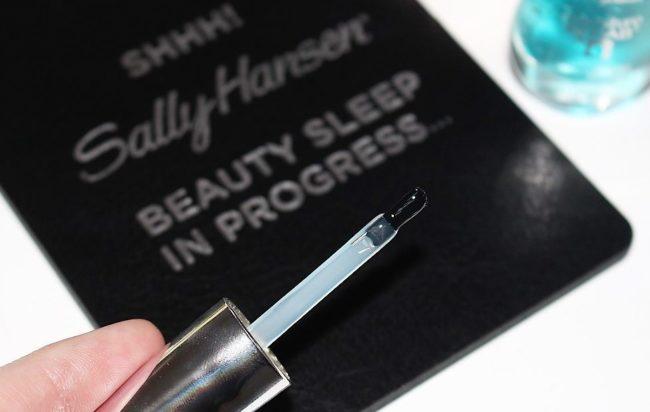 Sally Hansen Moisture Rehab Overnight Nail Serum Review