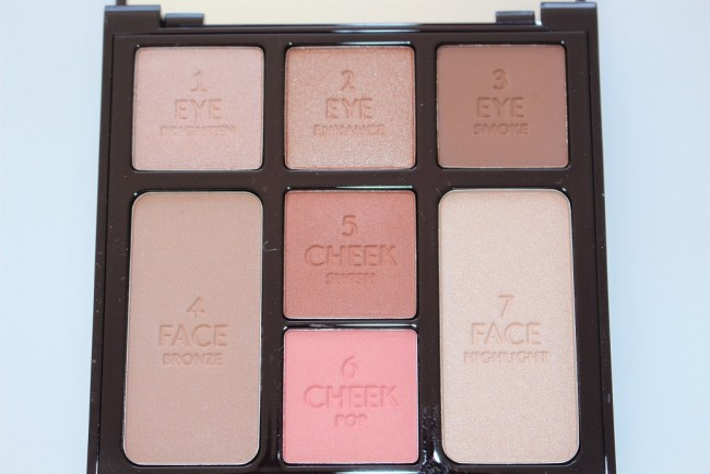 f4275326254e3 Charlotte Tilbury Instant Look in a Palette Beauty Glow Review ...