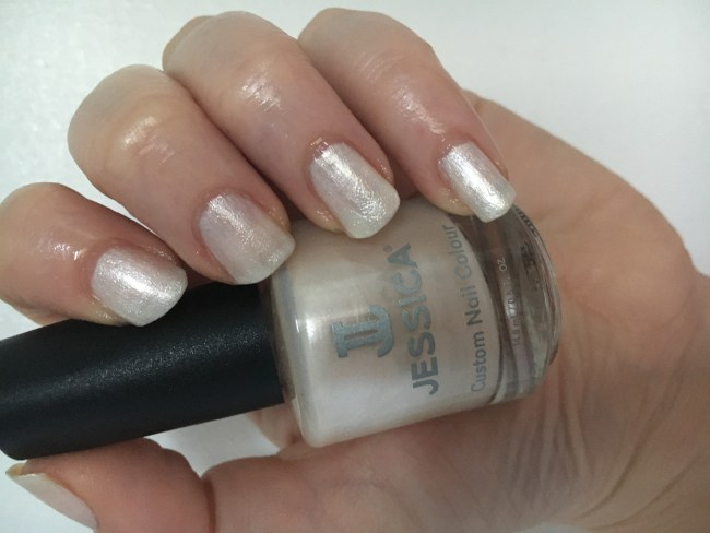 JESSICA Glowing With Love Bridal Nail Collection 2017