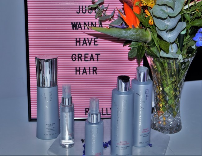 Kenra Platinum Haircare Range