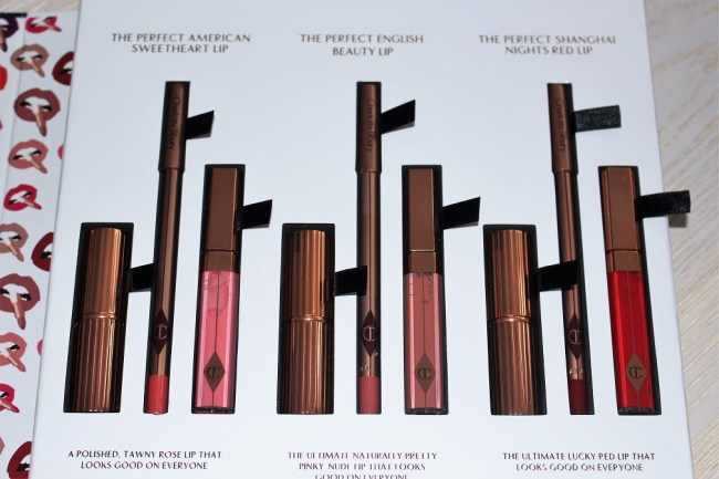 Charlotte Tilbury Lip Masterclass - Cities Lipstick