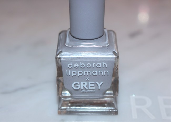 Deborah Lippmann Jason Wu Grey Day