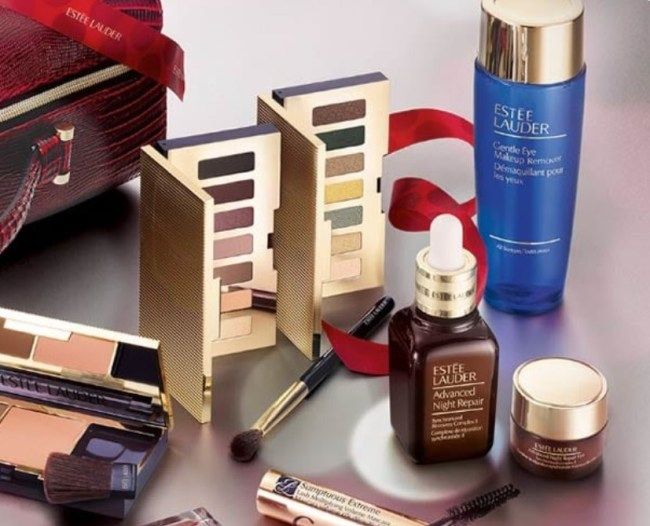 Estee Lauder Blockbuster Collection Free Gift Worth £298