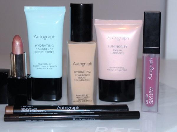 M&S Beauty Autograph Foundation & Makeup Review*