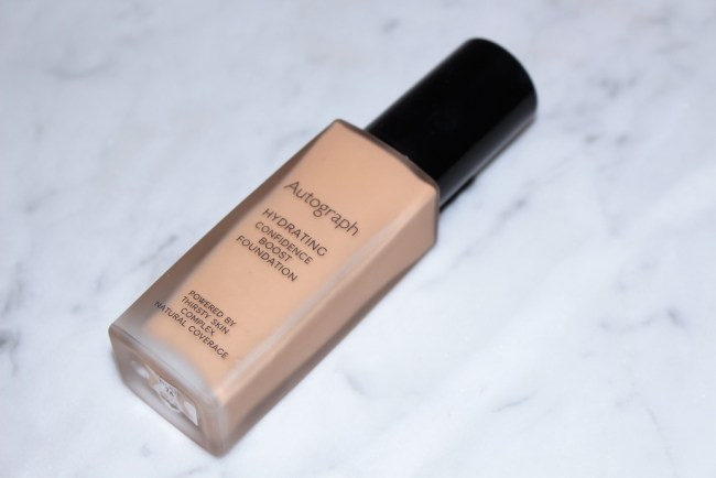 M&S Beauty Autograph Hydrating Confidence Boost Foundation