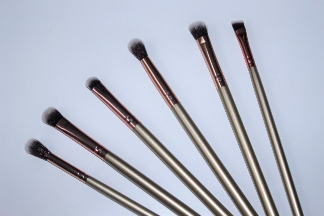 Next NX Beauty Luxury Eye Brushes