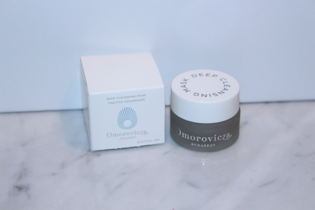 Roccabox X Really Ree - Omorovicza Deep Cleansing Mask