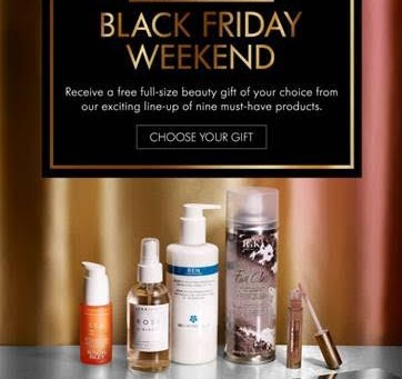 Space NK Black Friday 2018 - 3 Tiers of Gifts!