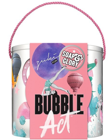Soap and Glory Boots Star Gift 2018 - Bubble Act