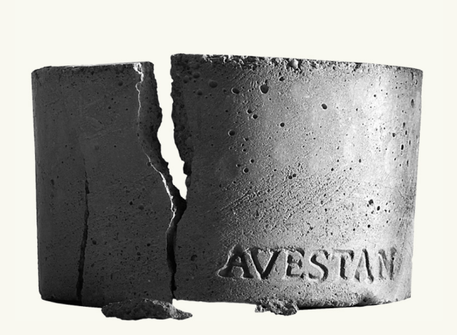 Avestan by Deciem Candles - The Yaz Collection