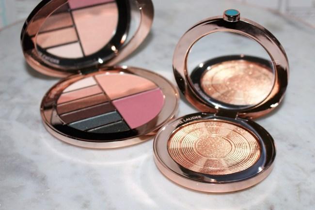 Estee Lauder Bronze Goddess 2018 Makeup