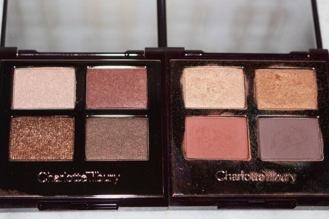 Charlotte Tilbury Dolce Vita Transform-Eyes Comparison
