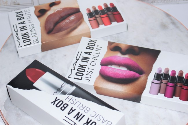 MAC Look in a Box 2018 Collection