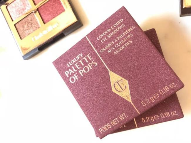 Charlotte Tilbury Palette of Pops - Supersonic Girl & Starlight