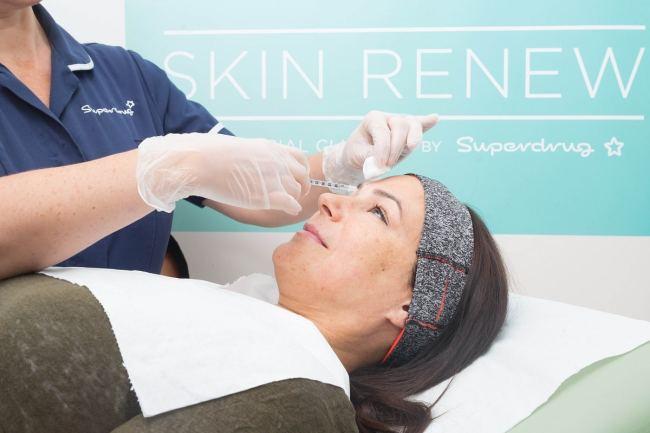 Superdrug Skin Renew Botox & Dermal Filler Service
