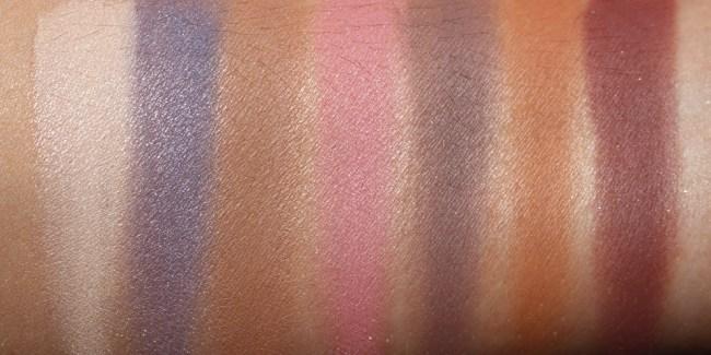 Anastasia Norvina Eyeshadow Palette Swatches - Matte