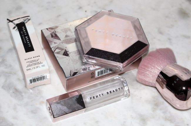 Fenty Beauty Diamond Collection