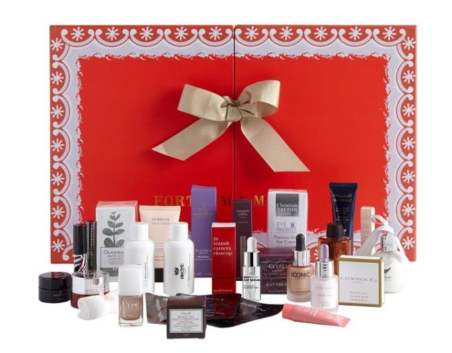 Fortnum and Mason Beauty Advent Calendar 2018