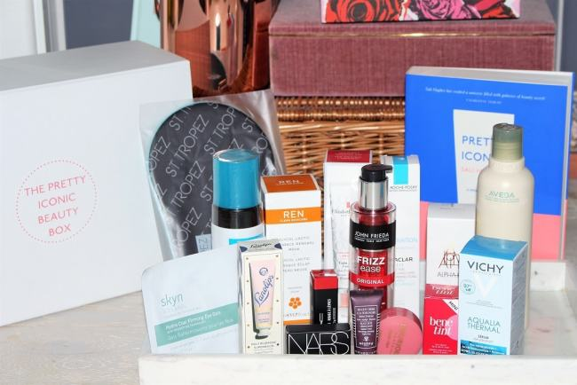 he Pretty Iconic Beauty Box by Sali Hughes