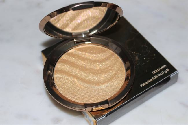 BECCA Gold Lava Shimmering Skin Perfector