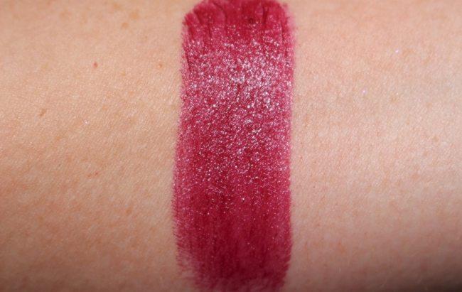 Estee Lauder Violette La Dangereuse Diaboloique Lipstick Swatch