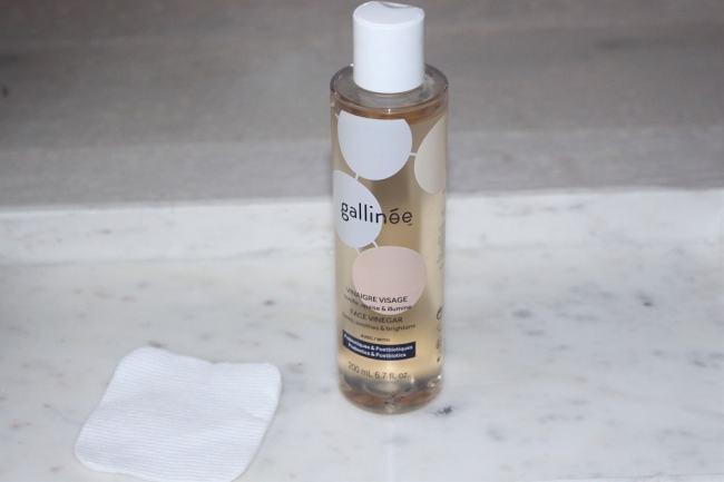 Gallinee Face Vinegar