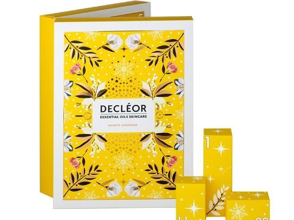 decleor advent calendar 2019 contents launch info. Black Bedroom Furniture Sets. Home Design Ideas