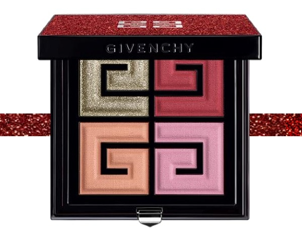Givenchy Red Lights Palette Christmas 2019
