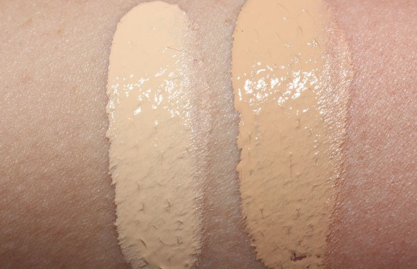 Givenchy Teint Couture Everwear Foundation 2019 Swatches