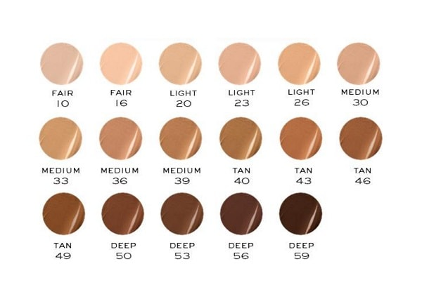 Accomplice Concealer Shades