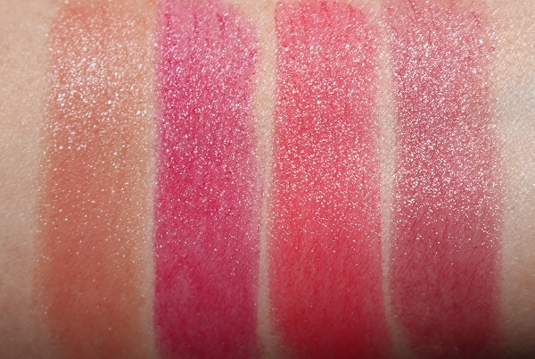 Lancome L'Absolu Mademoiselle Shine Spring 2019 Swatches