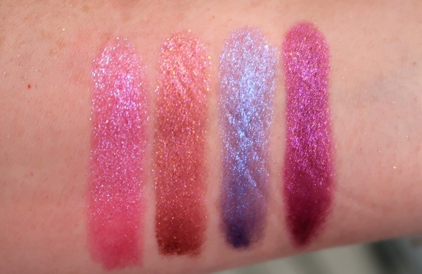 Tom Ford Extreme Lip Spark Swatches