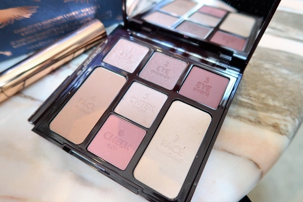 Charlotte Tilbury Gorgeous Glowing Beauty Instant Look in a Palette 2019