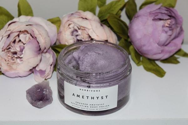 Herbivore Amethyst Exfoliating Body Polish