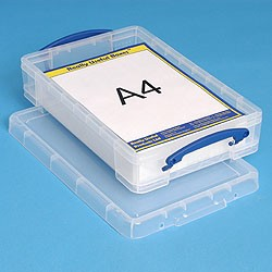 An image of the 4 litre Really useful box
