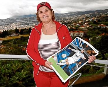 In 2007, Dolores Aveiro anunta visul fiului ei: Real Madrid