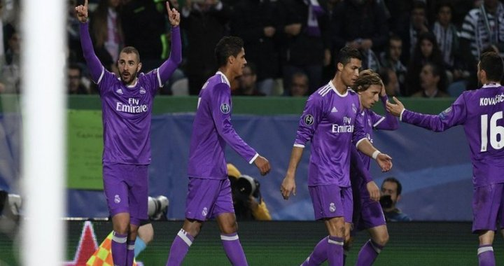 Sporting Lisabona – Real Madrid 1-2. Victorie franceza pe Jose Alvalade