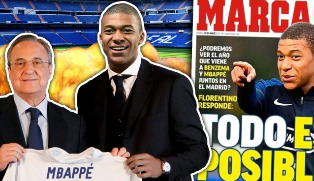Acord intre Real Madrid si Mbappe