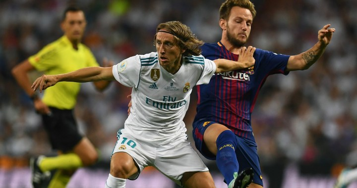 "EL CLASICO » Luka Modric: ""Trebuie sa fim uniti! Vom da totul pentru a castiga!"""