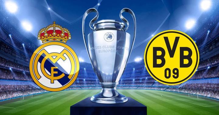Seara de Champions League: Real Madrid vs Borussia Dortmund