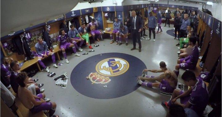 VIDEO: Acesta a fost discursul lui Zidane la pauza finalei de la Cardiff