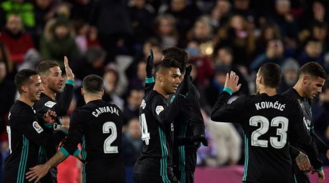 Leganes-Real Madrid 1-3