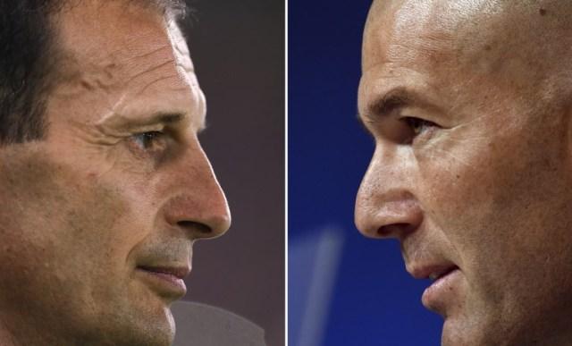 Allegri-Zidane