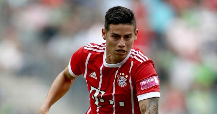 Bayern s-a decis » il cumpara definitiv pe James Rodriguez