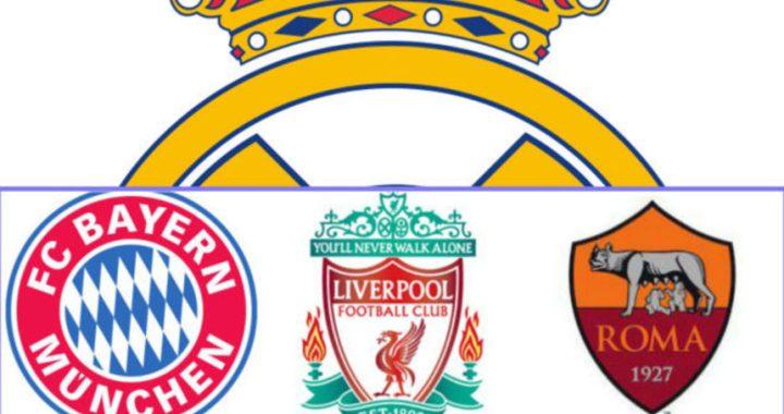 Tragere la sorti semifinale Uefa Champions League