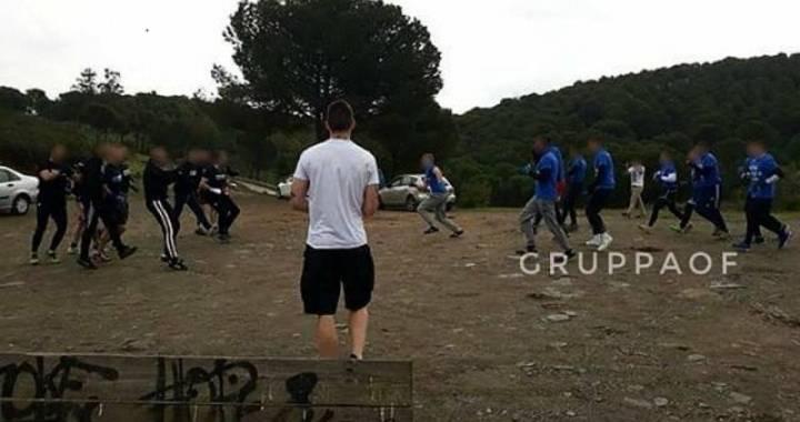 Ultras Sur implicata intr-un nou eveniment reprobabil la Malaga