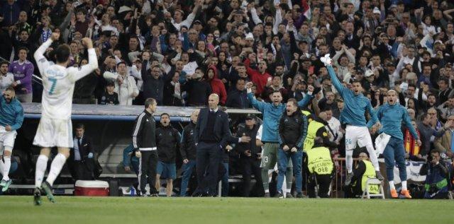 Real Madrid - Bayern