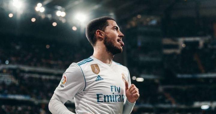 """Eden Hazard spre Real Madrid: """"Este timpul sa accept o noua provocare!"""""""