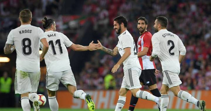 Athletic Bilbao – Real Madrid 1-1. Prima piedica din nou sezon