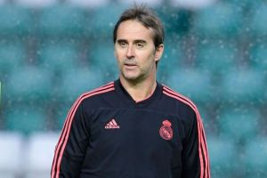 "Interviu Lopetegui: ""Bale si Benzema se antreneaza ca niste adolescenti"""